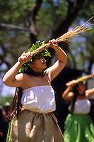 Ka Hula Piko (festival), Moloka'i, Hawaii
