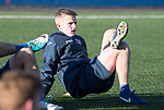St Johnstone Training…08.12.17<br />Ali McCann at McDiarmid Park today during training ahead of tomorrow's game at Hamilton<br />Picture by Graeme Hart.<br />Copyright Perthshire Picture Agency<br />Tel: 01738 623350  Mobile: 07990 594431