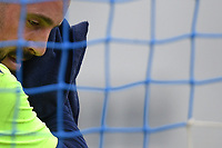 Manuel Jose Pepe Reina of SS Lazio warms up during the friendly football match between Frosinone calcio and SS Lazio at Benito Stirpe stadium in Frosinone (Italy), September 12th, 2020. SS Lazio won 1-0 over Frosinone. Photo Andrea Staccioli / Insidefoto