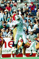 Mike Saunders San Antonio Texans 1995. Photo F. Scott Grant