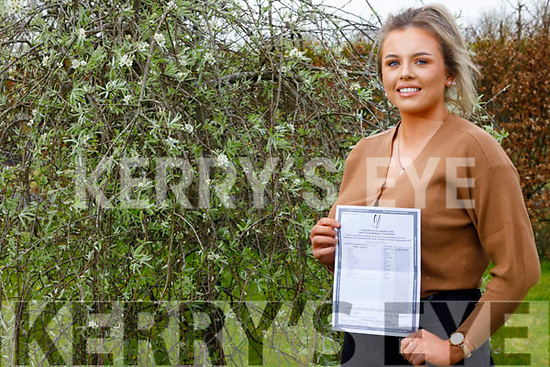 Mary Healy from Ballymac achieved the highest Leaving Cert 2019 result in Geography in the whole country.