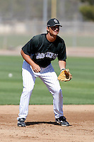Matthew Repec - Colorado Rockies - 2009 spring training.Photo by:  Bill Mitchell/Four Seam Images