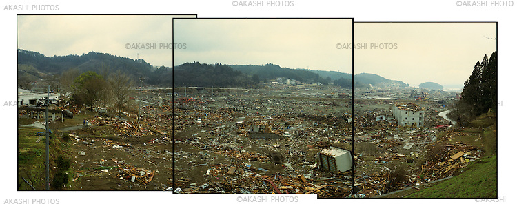 On March 11, 2011, earthquake of magnitude 9.0 and devastating tsunami hit the Tohoku area, killing more than 15,000 people and missing more than 5,000 people. A town of Minamisanriku has disappeared by being swallowed by tsunami.<br /> <br /> Le 11 mars 2011, un séisme de magnitude 9,0 et un tsunami dévastateur ont frappé la région de Tohoku, faisant plus de 15 000 morts et plus de 5 000 disparus. Une ville de Minamisanriku a disparu après avoir été avalée par le tsunami.