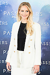 """American actress Jennifer Lawrence attends to the presentation of the american film """"Passengers"""" at Hotel Villa Magna in Madrid, Spain. November 30, 2016. (ALTERPHOTOS/BorjaB.Hojas)"""