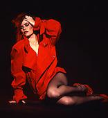 TAWNY KITAEN, STUDIO, 1983, NEIL ZLOZOWER