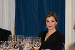"""Queen Letizia attend the delivery of the XXXII edition of the journalism award """" Francisco Cerecedo """" D. Felix Arzua at Ritz Hotel in Madrid, November 25, 2015<br /> (ALTERPHOTOS/BorjaB.Hojas)"""