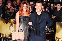"""Stacey Solomon and Joe Swash<br /> at the """"Game of Thrones Hardhome"""" gala screening, Empire, Leicester Square London<br /> <br /> <br /> ©Ash Knotek  D3098 12/03/2016"""