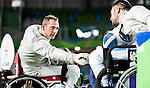 Pierre Mainville, Rio 2016 - Wheelchair Fencing // Escrime en fauteuil roulant.<br />