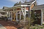 Ericksen Cottages, Bainbridge Island, innovative, energy conserving, built green, cottage houses, built by the Cottage Company, Seattle, Washington, Pacific Northwest, USA,