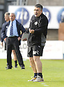 10/10/2009  Copyright  Pic : James Stewart.sct_jspa14_dundee_v_partick  . :: PARTICK MANAGER IAN MCCALL DURING THE DUNDEE GAME :: .James Stewart Photography 19 Carronlea Drive, Falkirk. FK2 8DN      Vat Reg No. 607 6932 25.Telephone      : +44 (0)1324 570291 .Mobile              : +44 (0)7721 416997.E-mail  :  jim@jspa.co.uk.If you require further information then contact Jim Stewart on any of the numbers above.........