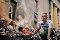 Julien Vermote (BEL/DimensonData) at the Team presentation in La Roche-sur-Yon<br /> <br /> Le Grand Départ 2018<br /> 105th Tour de France 2018<br /> ©kramon