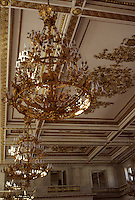 San Pietroburgo Museo dell'Hermitage, lampadari
