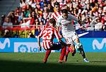 Sevilla FC's Sergio Reguilon seen in action during La Liga match. Mar 07, 2020. (ALTERPHOTOS/Manu R.B.)