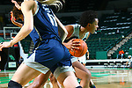 Mean Green Women's Basketball v Rice at Super Pit in Denton on March 4, 2021