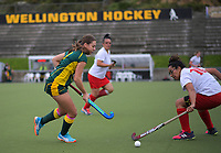 180721 Wellington Prem 1 Women's Hockey - Victoria University v Toa