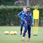 07.03.2019 Rangers training: Jermain Defoe