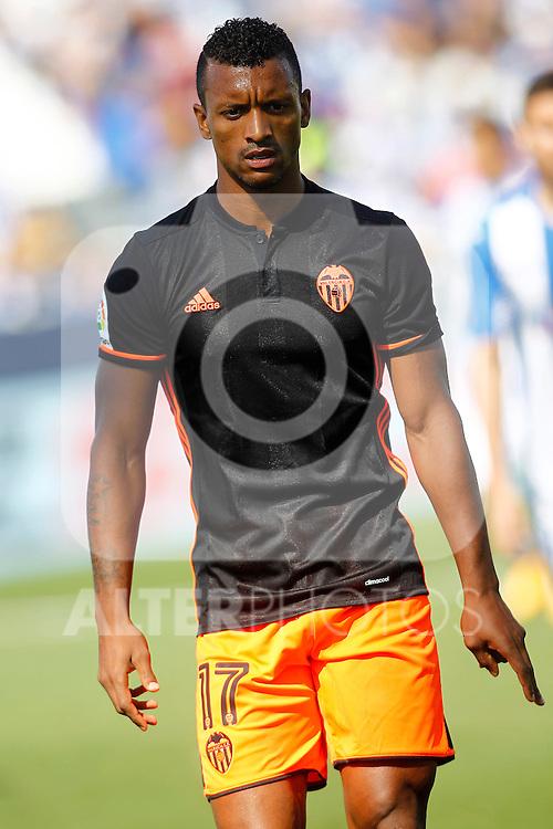 Valencia CF's Luis Nani during La Liga match. September 25,2016. (ALTERPHOTOS/Acero)