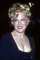 Bette Midler<br /> 1997<br /> Photo By Michael Ferguson/CelebrityArchaeology.com