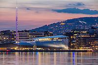 Visit Oslo by Fredrik Naumann