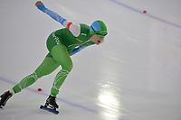 SCHAATSEN: HEERENVEEN, IJsstadion Thialf, 28-01-2018, NK Sprint/Allround, ©foto Martin de Jong