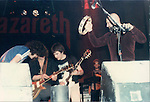 Nazareth, Dan McCafferty, Myles Goodwin, Billy Rankin, Jerry Mercer of April Wine
