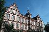 Palais Zum Römischen Kaiser (1653, Spätrenaissance) mit Museum Gutenberg<br /> <br /> Museo Gutenberg<br /> <br /> Gutenberg Museum<br /> <br /> Original: 35 mm slide transparency