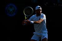 Matteo Berrettini (Ita)<br /> London 07/07/2021 Wimbledon <br /> Tennis Grande Slam 2021<br /> Photo Antonie Couvercelle / Panoramic / Insidefoto <br /> ITALY ONLY