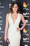 Natalia de Molina attends to the Feroz Awards 2017 in Madrid, Spain. January 23, 2017. (ALTERPHOTOS/BorjaB.Hojas)