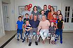 Dan Joe and Noreen O'Callaghan Kiskeam who celebrated their 40th wedding Anniversary in the Killarney Heights Hotel on Saturday