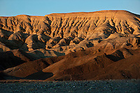 Drive-by shooting on Artist's Palette Road in Death Valley.