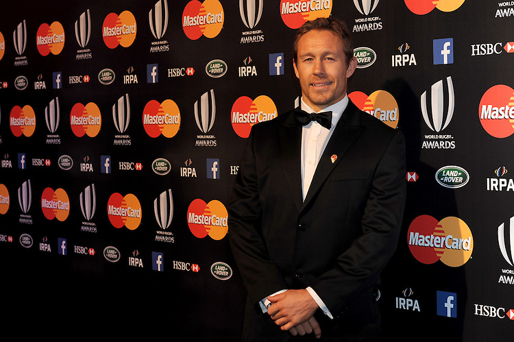 Jonny Wilkinson at the World Rugby Awards 2015  - 01/11/2015 - Battersea Evolution, London<br /> Mandatory Credit: Rob Munro/Stewart Communications