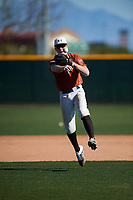 Peyton Sutherland during the Under Armour All-America Tournament powered by Baseball Factory on January 19, 2020 at Sloan Park in Mesa, Arizona.  (Zachary Lucy/Four Seam Images)