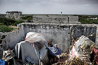 Mogadishu/Somalia 2012 - Badbadoo, the largest IDP camp in the capital.