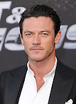 Luke Evans at The Universal Pictures American Premiere of Fast & Furious 6 held at Universal CityWalk in Universal City, California on May 21,2013                                                                   Copyright 2013 Hollywood Press Agency
