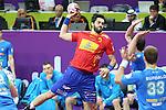 2015/01/23_Mundial de Balonmano, España vs Eslovenia