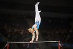 British Gymnastics Championships 2017<br /> The Liverpool Echo Arena<br /> Josh Gallagher Swansea Gymnastics Club<br /> 25.03.17<br /> ©Steve Pope - Sportingwales