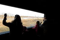 Logistics: Wisconsin Sandhill Crane Migration | Photos by Greg Dixon
