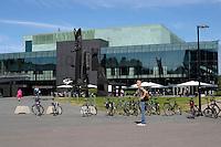 The Helsinki Music Centre. Auditorium.
