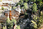 Grand Canyon rock formation<br />