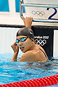2012 Olympic Games - Swimming - Women's 100m freestyle Heat