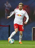 Emil Forsberg      <br /> 1. Bundesliga /  2017/2018 / 09.04.2018 / RB Leipzig RBL vs. Bayer 04 Leverkusen 180409053 /        *** Local Caption *** © pixathlon<br /> Contact: +49-40-22 63 02 60 , info@pixathlon.de