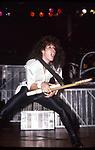 Eddie Jackson of Queensryche 1986
