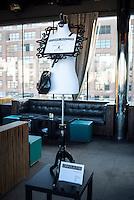 Crystal Kodada Handbag Launch at NYFW