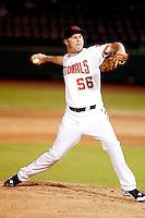 Brad Peacock - Scottsdale Scorpions - 2010 Arizona Fall League.Photo by:  Bill Mitchell/Four Seam Images..