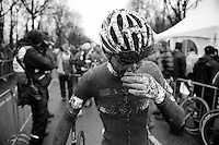 french junior post-race<br /> <br /> 2014 UCI cyclo-cross World Championships