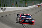 #20: Christopher Bell, Joe Gibbs Racing, Toyota Camry Ruud-Meier Supply