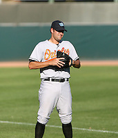 Ryan Keefer / Surprise Rafters 2008 Arizona Fall League..Photo by:  Bill Mitchell/Four Seam Images