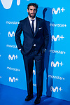 Fernando Guallar attends to blue carpet of presentation of new schedule of Movistar+ at Queen Sofia Museum in Madrid, Spain. September 12, 2018. (ALTERPHOTOS/Borja B.Hojas)