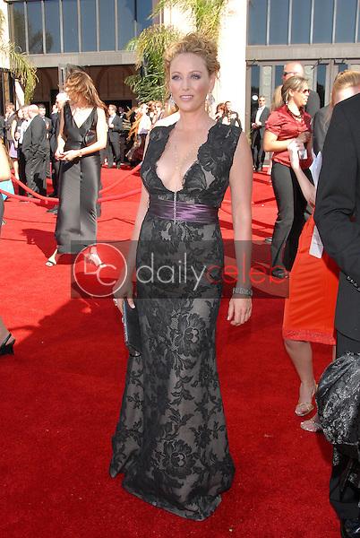 Virginia Madsen<br />arriving at the 58th Annual Primetime Emmy Awards. The Shrine Auditorium, Los Angeles, CA. 08-27-06<br />Scott Kirkland/DailyCeleb.com 818-249-4998