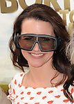 Kristin Davis at The Warner Bro. Pictures' World Premiere of Born to be Wild 3d held at The California Science Center in Los Angeles, California on April 03,2011                                                                               © 2010 Hollywood Press Agency